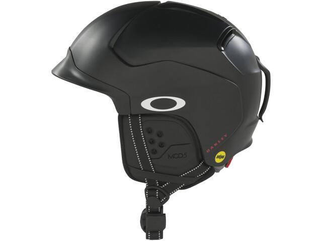 Oakley MOD5 Core Kask zimowy, czarny